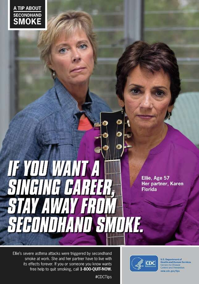 A Tip About Secondhand Smoke Photo: U.S. Department Of Health And Hu