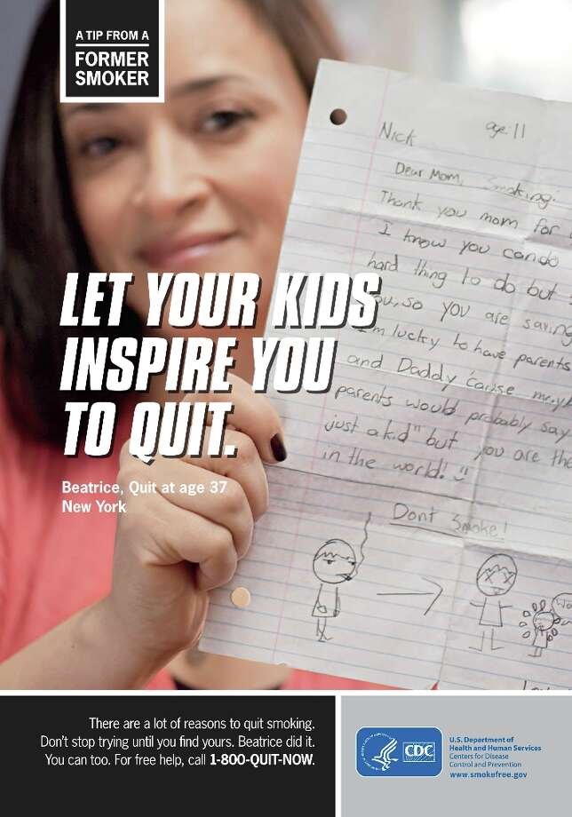 Tips from Former Smokers Photo: U.S. Department Of Health And Hu