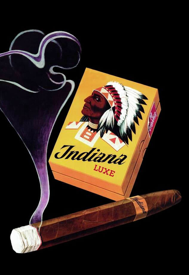 1959:  Indiana Luxe Cigars Photo: Buyenlarge, Getty Images / Archive Photos