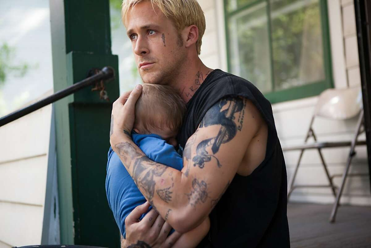 Ryan Gosling stars as Luke in Derek Cianfrance's sweeping emotional drama, The Place Beyond the Pines, a Focus Features release.