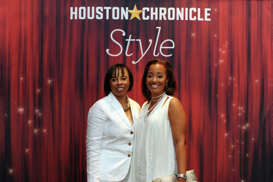 Phyllis Williams and Arvia Few Photo: Spike Johnson, For The Chronicle / Spike Johnson
