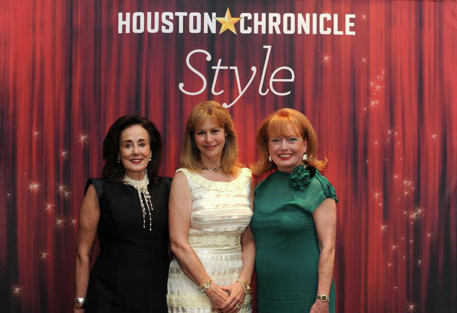 Betty Taylor, Cheryl Byington and Karen Wildenstein Photo: Spike Johnson, For The Chronicle / Spike Johnson