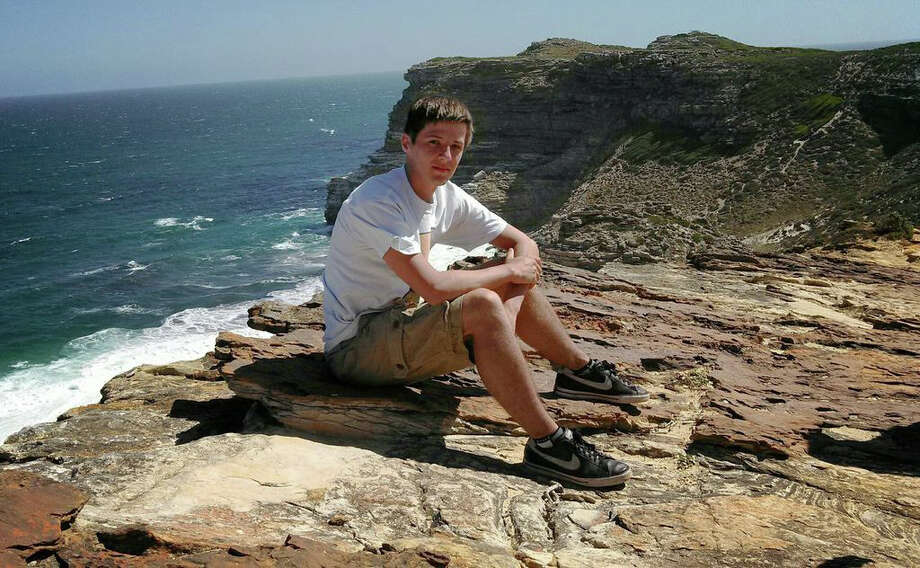 Oliver Pacchiana, 20, of Greenwich, shown here along the coast of Cape Town, South Africa, was killed Sunday, March 31, 2013, when he fell during a rock-climbing expedition on a spring break trip to Namibia. The 2010 Greenwich High School graduate was enrolled in a semester-abroad program in South Africa through the Council on International Educational Exchange (CIEE). Pacchiana was a junior at the University of Pennsylvania in Philadelphia. Photo: Contributed Photo