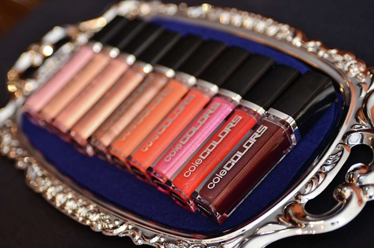style: Cole Colors lip gloss by Houston makeup artist Stephen Coleman comes in 10 colors and is available at colecolors.com for $20 each.