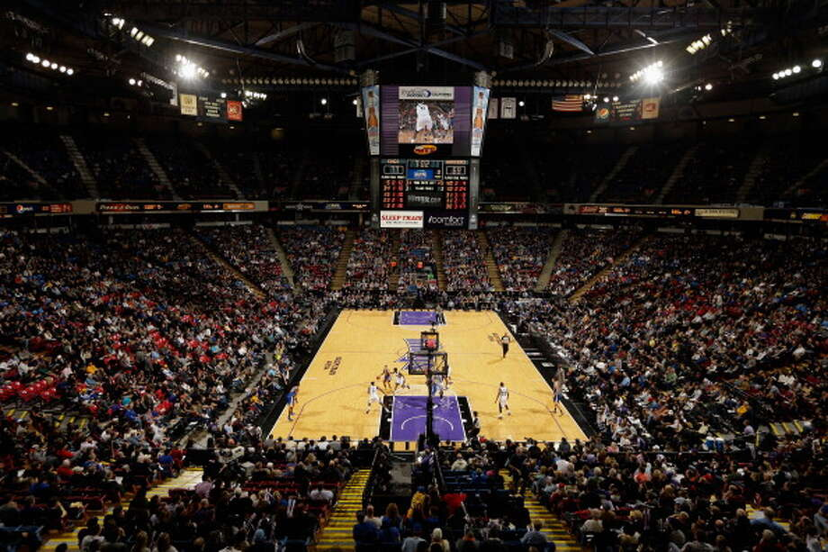 March 21, 2013:The city of Sacramento misses its self-imposed deadline to finish a term sheet for the financing of a new arena for the Kings. The delay shows just how challenging it is to scramble together a viable counteroffer to Chris Hansen's Seattle bid.  Photo: Ezra Shaw, Getty Images / 2012 Getty Images