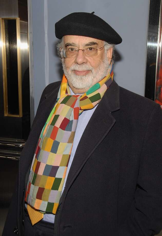 "Francis Ford Coppola attends the ""Youth Without Youth\"" New York Premiere at the Paris Theater in New York City on December 5, 2007. Photo: Theo Wargo, WireImage / 2007 WireImage"