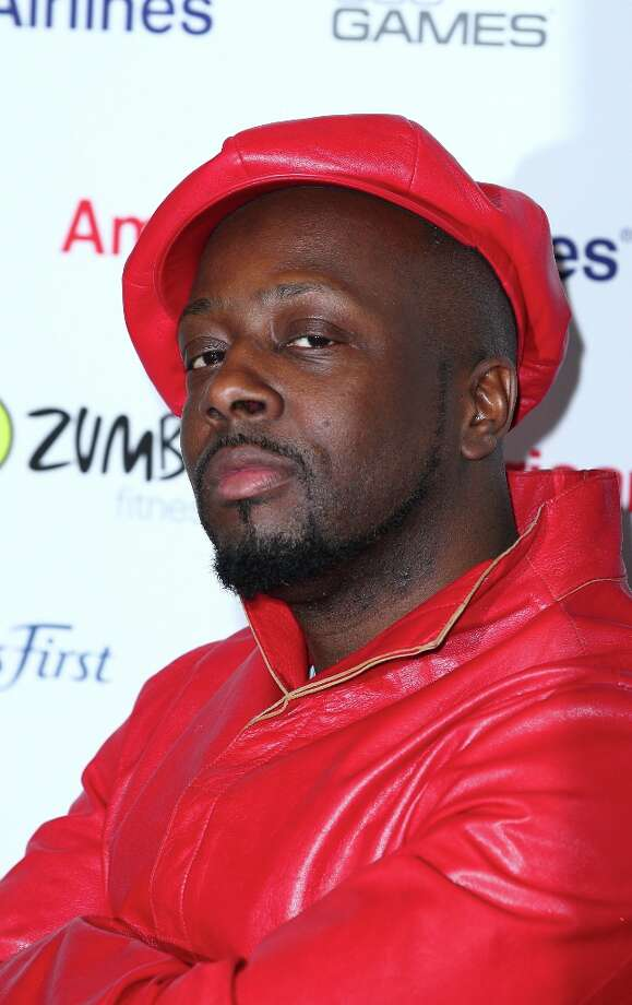Wyclef Jean attends Pink Zumbathon Party in aid of Breakthrough Breast Cancer at Alexandra Palace on October 16, 2011 in London, England. Photo: Mike Marsland, WireImage / 2011 Mike Marsland