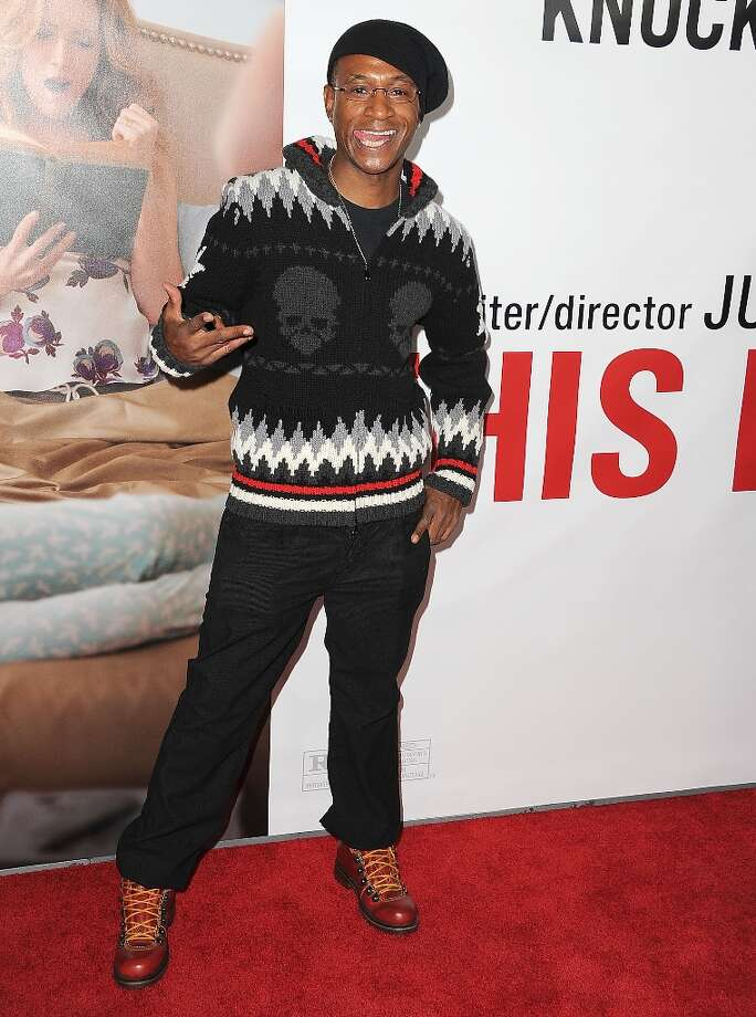 """Tommy Davidson arrives at the \""""This Is 40\"""" Los Angeles Premiere at Grauman\'s Chinese Theatre on December 12, 2012. Photo: Steve Granitz, WireImage / 2012 Steve Granitz"""
