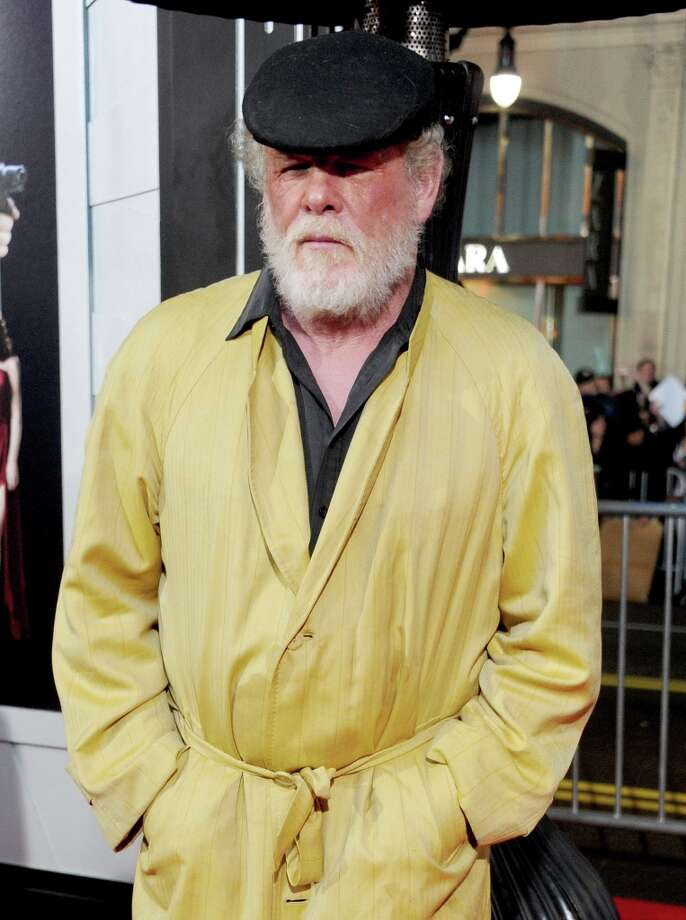 """Actor Nick Nolte arrives at the Los Angeles premiere of \""""Gangster Squad\"""" at Grauman\'s Chinese Theatre on January 7, 2013 in Hollywood. Photo: Gregg DeGuire, WireImage / 2013 Gregg DeGuire"""