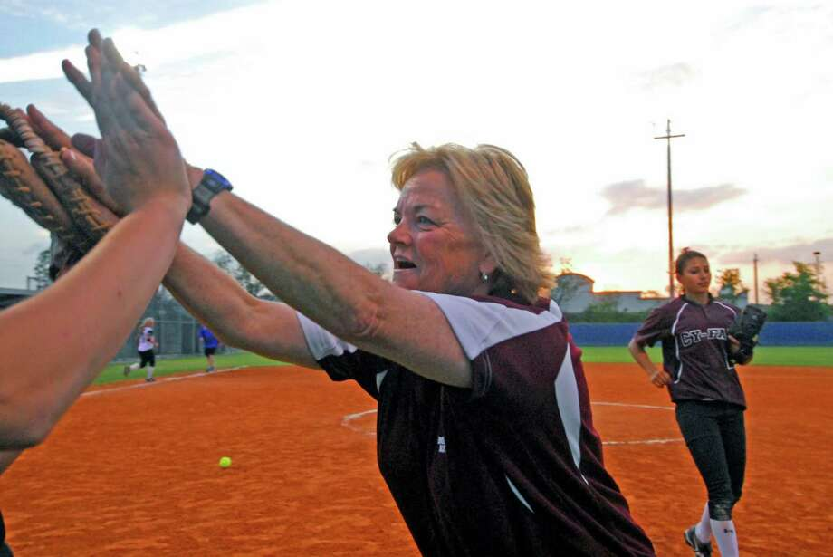 Cy-Fair softball coach Debbie Burrow has molded a 21-1 team that's off to a perfect 12-0 start in District 17-5A. Photo: Tony Bullard, Freelance / Freelance