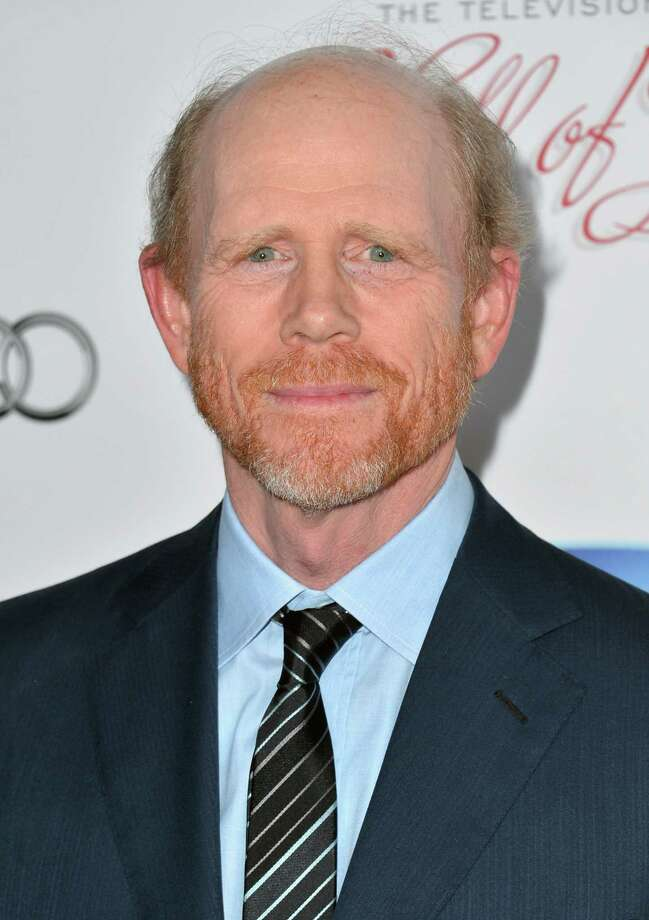 Director Ron Howard attends the Academy of Television Arts & Sciences' 22nd Annual Hall of Fame Induction Gala at The Beverly Hilton Hotel on March 11, 2013, in Beverly Hills, California. (Photo by Alberto E. Rodriguez/Getty Images) Photo: Alberto E. Rodriguez, Getty Images / 2013 Getty Images