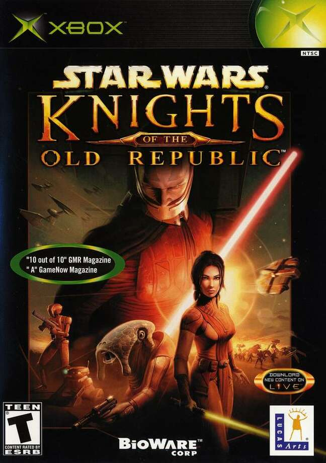 Star Wars Knights of the Old Republic series Developer: BioWare Publisher: LucasArts Xbox, Windows and Mac 2003: Knights of the Old Republic 2004: The Sith Lords 2011: The Old Republic