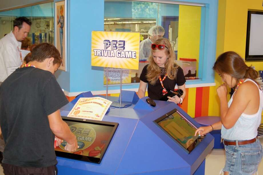 "Check out the Pez Visitor Center35 Prindle Hill Rd., Orange, CT 06477One of Connecticut's sweet little secrets: Pez candy is manufactured right here in Orange, CT. The visitors' center is a delicious way to spend an afternoon with the original ""interactive"" candy."