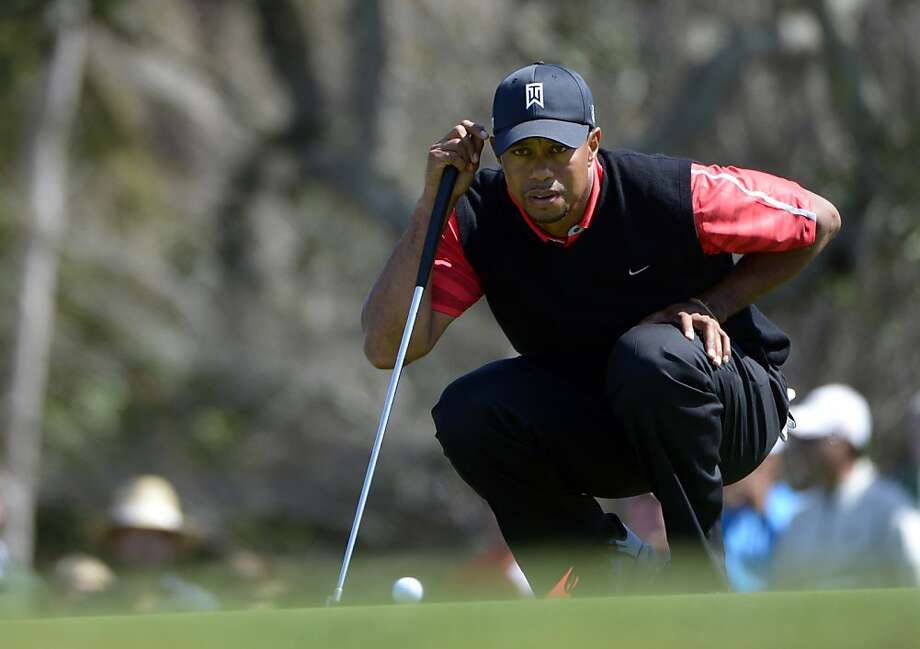 It has been eight years since Tiger Woods won the Masters in a playoff for his fourth green jacket. This year might be his best chance to end that drought. Photo: Phelan M. Ebenhack, Associated Press