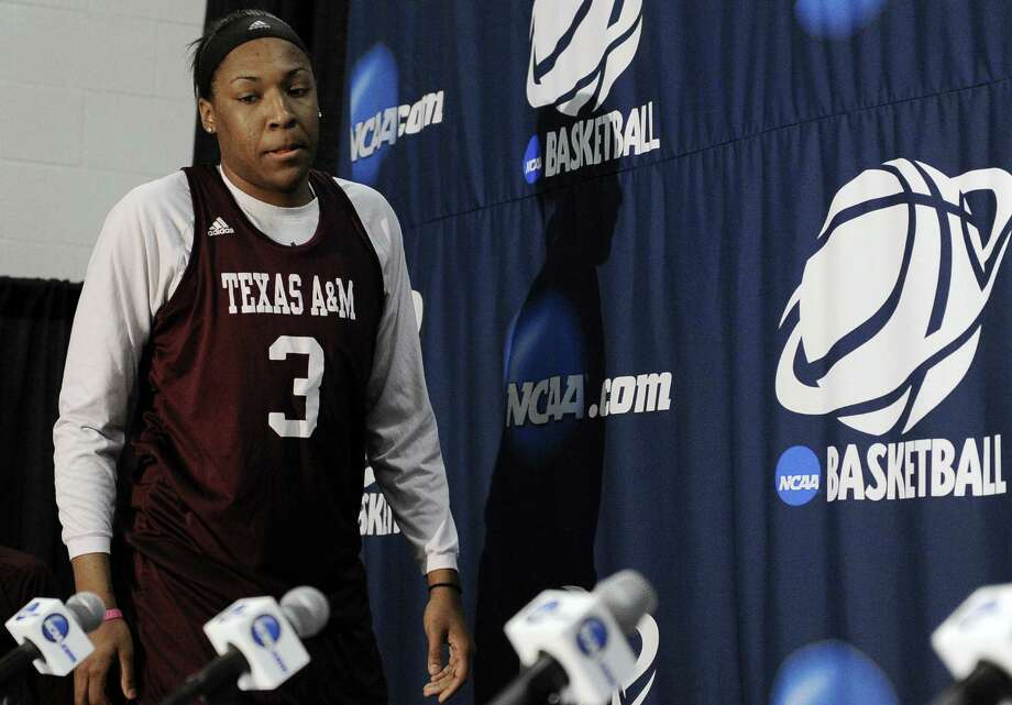 Kelsey Bone started at South Carolina before transferring to A&M. She led the Aggies to the SEC title.