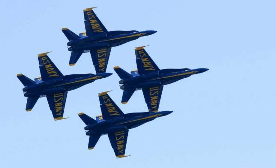 You won't be seeing this site in Seattle this summer. The Blue Angels have canceled.