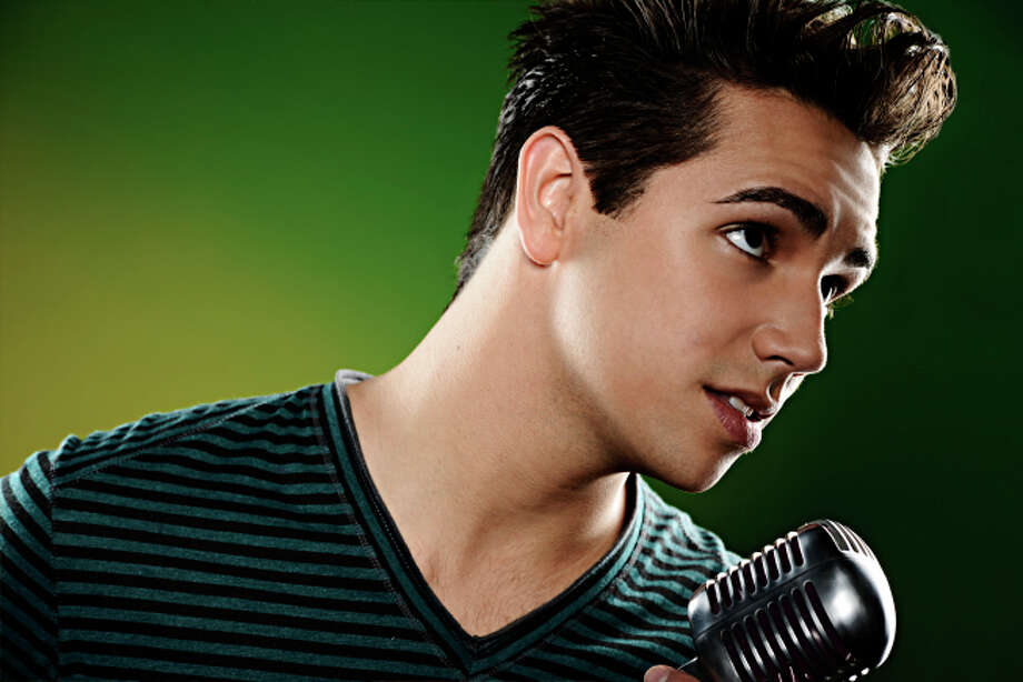 AMERICAN IDOL: Lazaro Arbos. CR: Michael Becker / FOX. Copyright: FOX.