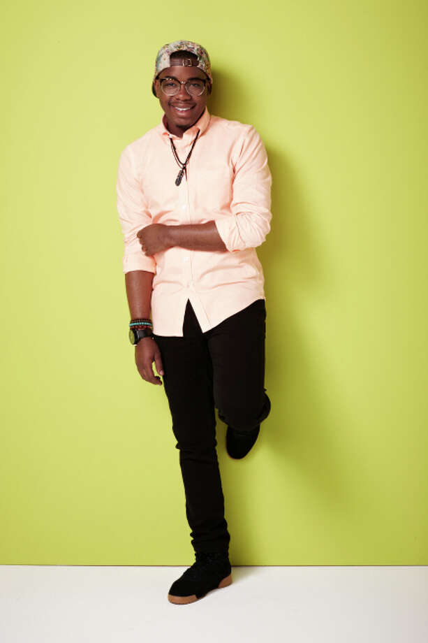 AMERICAN IDOL: Burnell Taylor. CR: Matthieu Young / FOX. Copyright: FOX. ELIMINATED APRIL 4.