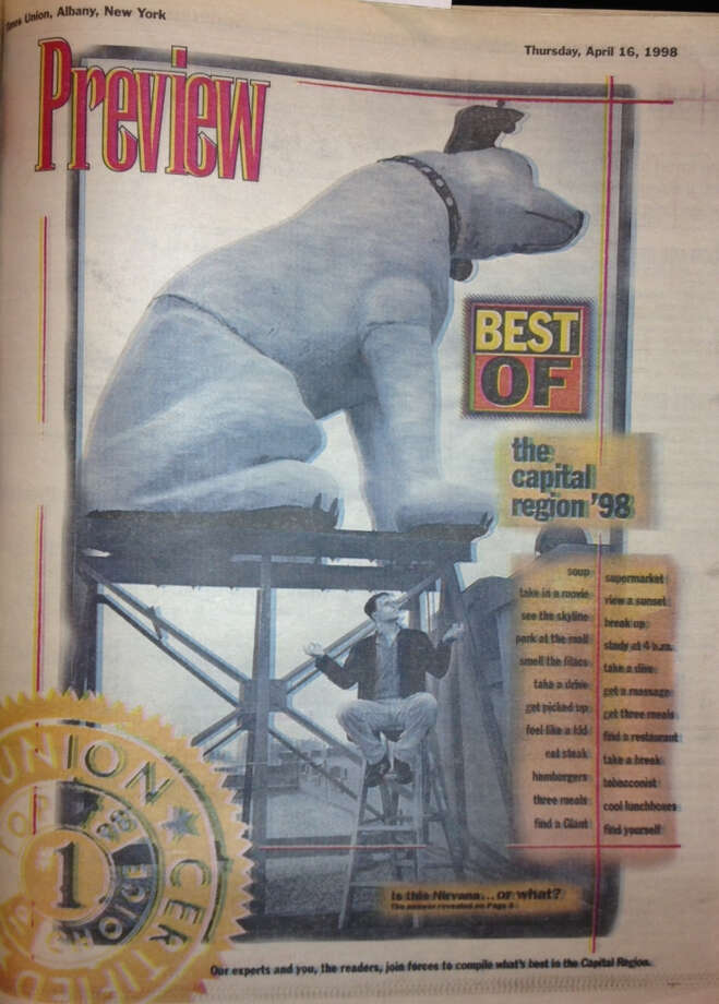 Best of the Capital Region 1998