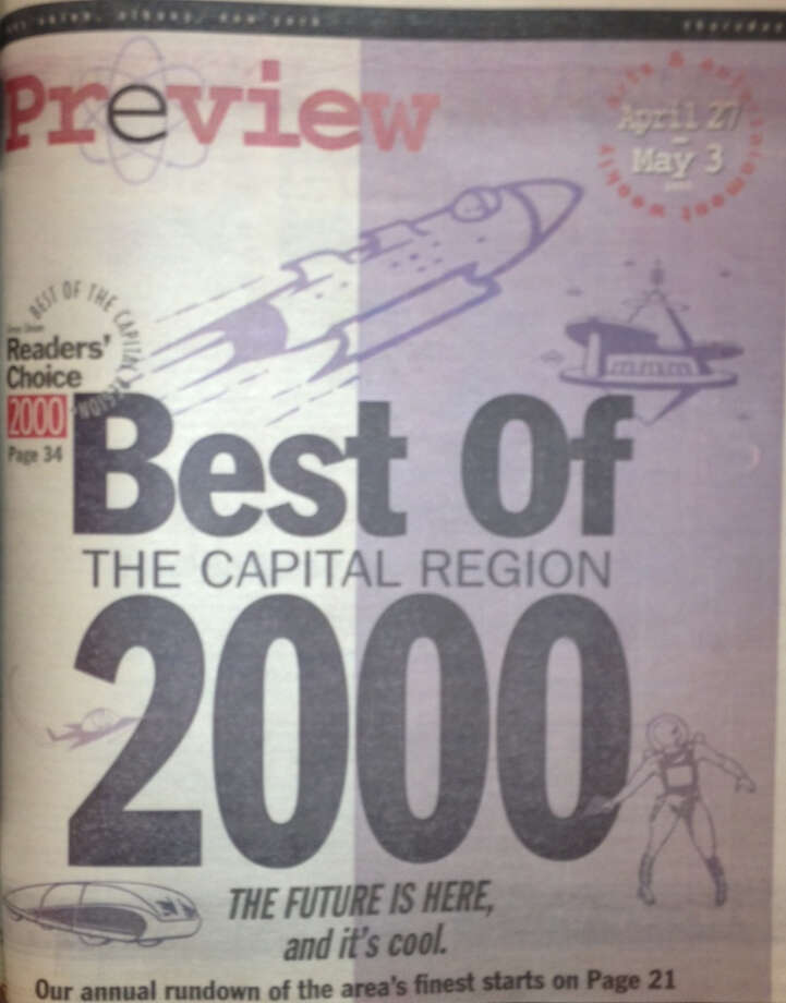 Best of the Capital Region 2000
