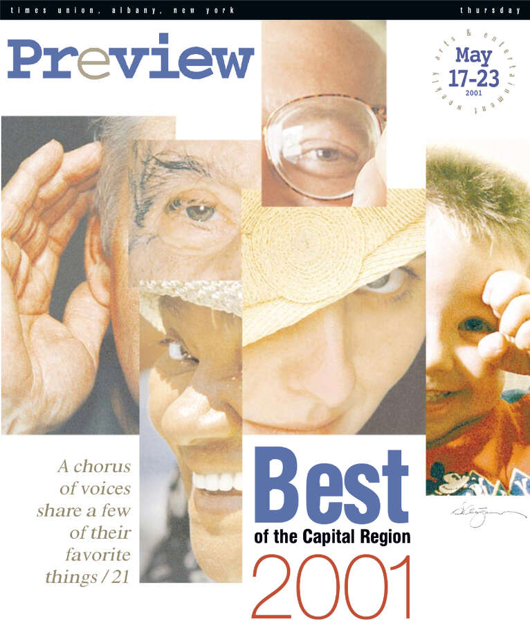 Best of the Capital Region 2001