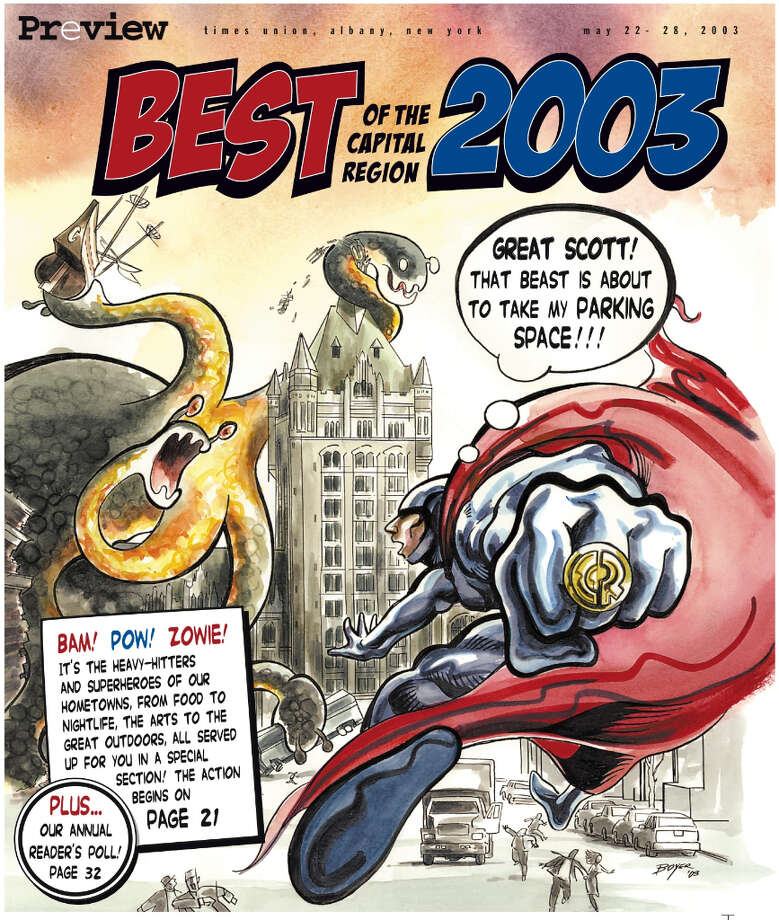 Best of the Capital Region 2003
