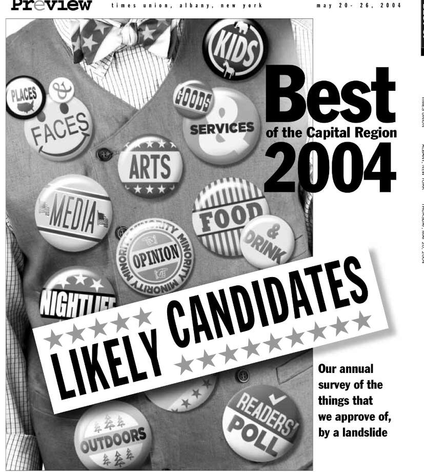 Best of the Capital Region 2004