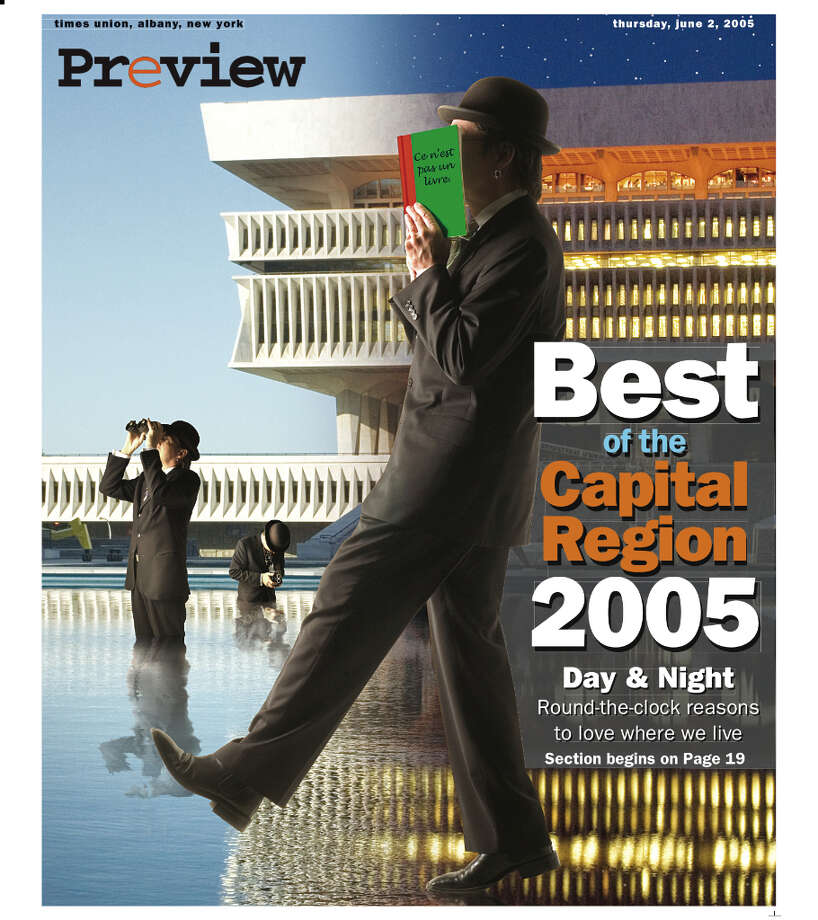 Best of the Capital Region 2005