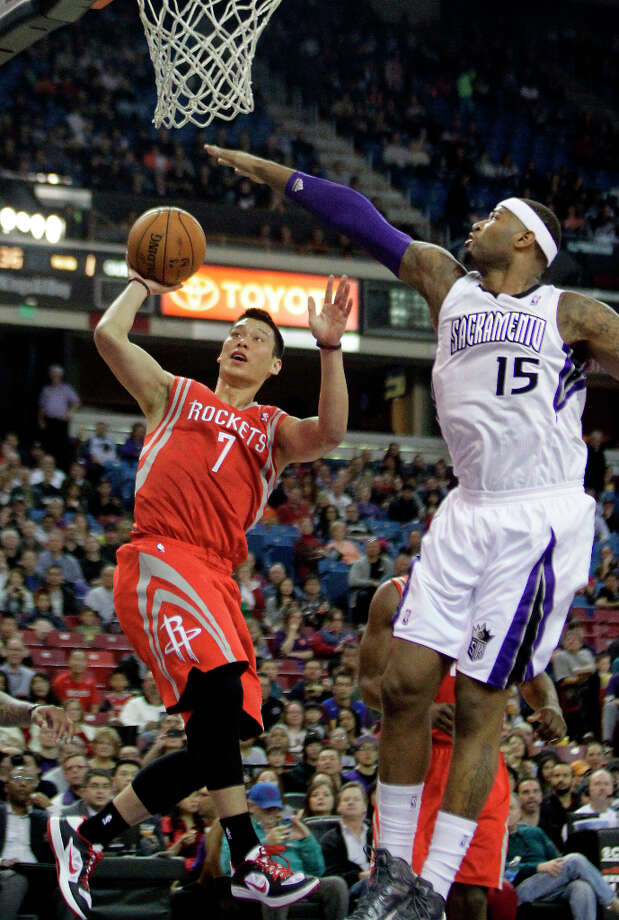 Feb. 10: Kings 117, Rockets 111 The Kings beat the Rockets in Sacramento despite James Harden's 30-point performance. Record: 28-25. Photo: Rich Pedroncelli, Associated Press / AP