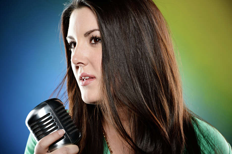 AMERICAN IDOL: Kree Harrison. CR: Michael Becker / FOX. Copyright: FOX.