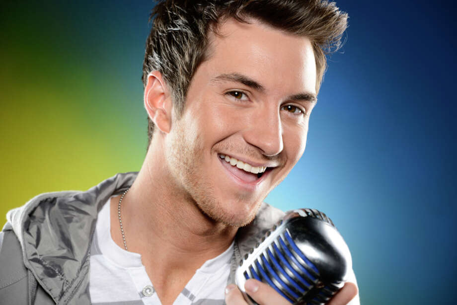 AMERICAN IDOL: Paul Jolley. CR: Michael Becker / FOX. Copyright:FOX. ELIMINATED MARCH 21.