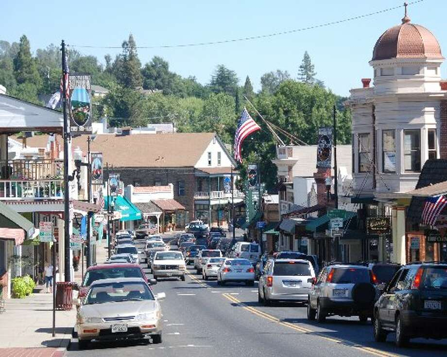 SONORA: Washington Street runs through historic Sonora, a one-time mining camp that is located on the edge of both the Stanislaus National Forest and Yosemite National Park. (Drive time: 2.5 hours)  