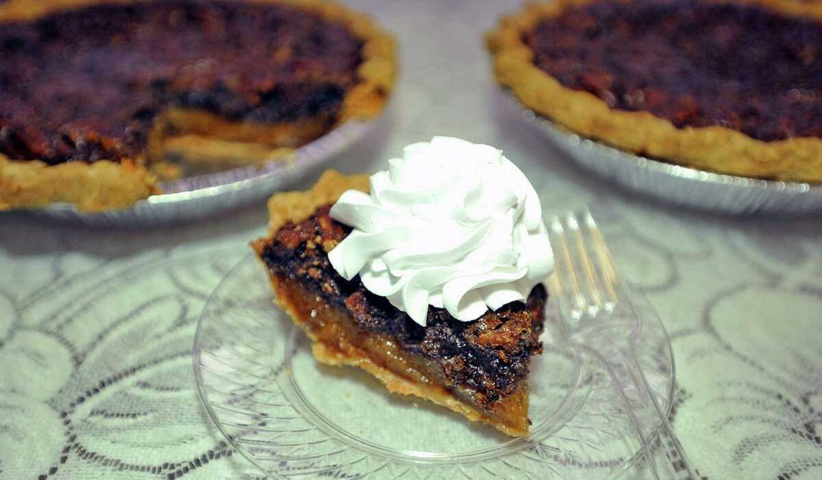 The Texas House has formally named the pecan pie Texas' official state pie. Pies and slices provided by Something Special Bakery in Beaumont. Dave Ryan/The Enterprise