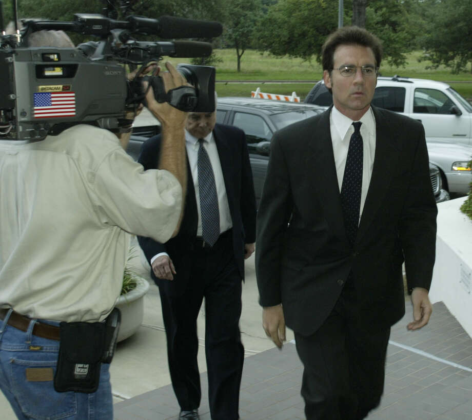 Kevin Hannon was the chief operating officer for Enron Broadband. He pleaded guilty to conspiracy in the Broadband case. He served a 2-year sentence. As of 2011, he was acting as president of Clarity Risk Management Services, a company he founded. Photo: Buster Dean, Houston Chronicle / Houston Chronicle