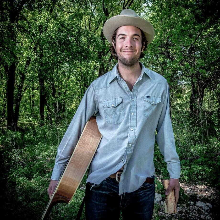 Singer-songwriter Garrett T. Capps Photo: Courtesy Photo