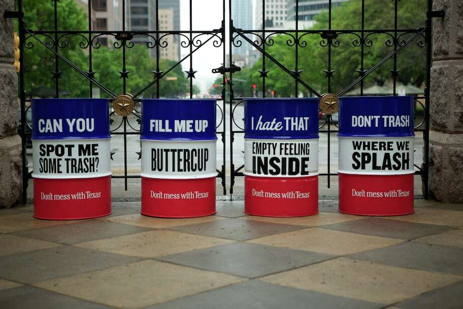 """TxDOT is kicking off their re-vamped """"Don't Mess With Texas"""" campaign. Photo: Courtesy"""