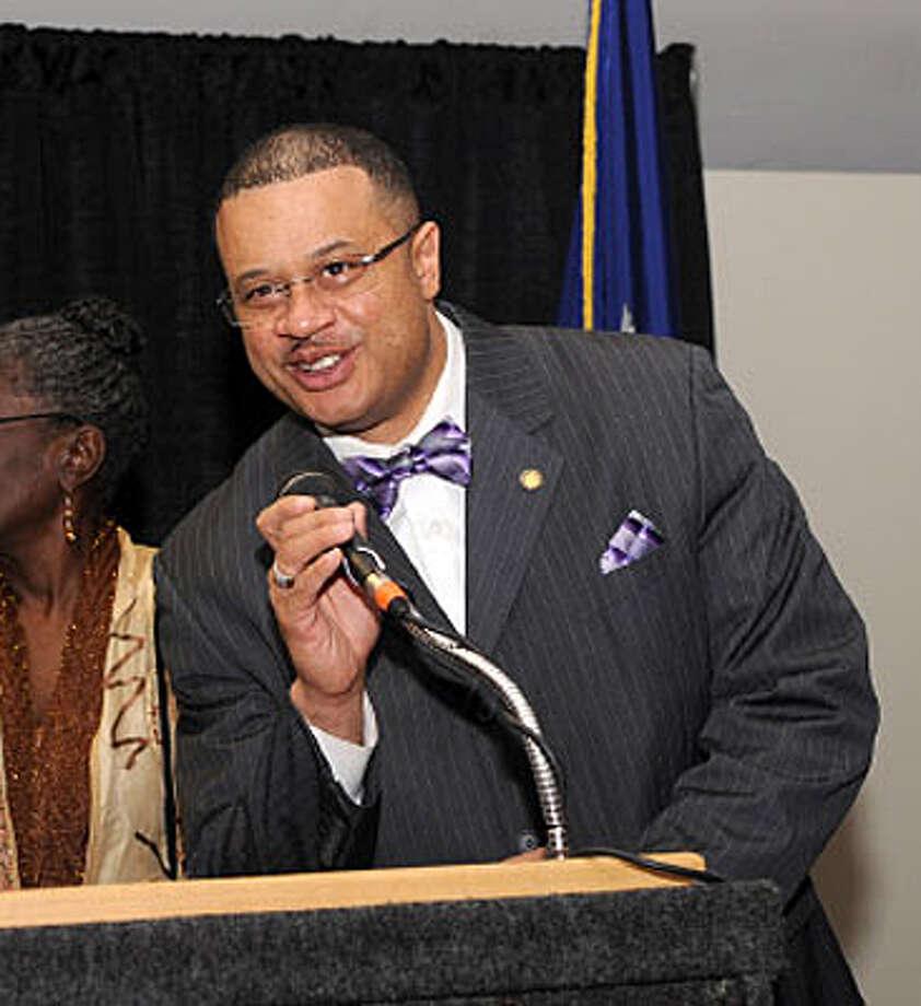 Assemblyman Eric Stevenson. (NY Assembly)