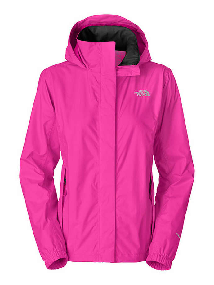 When it comes to weather protection, this jacket is hardcore. But thanks to the striking fuchsia tone, it's anything but boring. Women's Resolve Jacket, $90, The North Face. Photo: Contributed Photo
