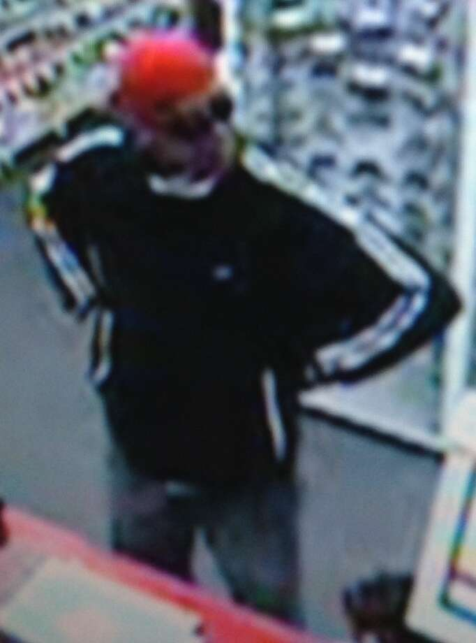 Picture of suspect in attempted robbery of a 92-year-old woman in Albany. (Albany police photo)