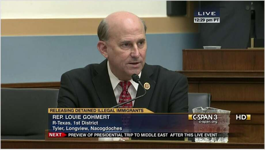 Surprised the vocal Texan isn\'t higher up on the list? Rep. Louie Gohmert spent 12 days giving orations on the House floor so far this session.