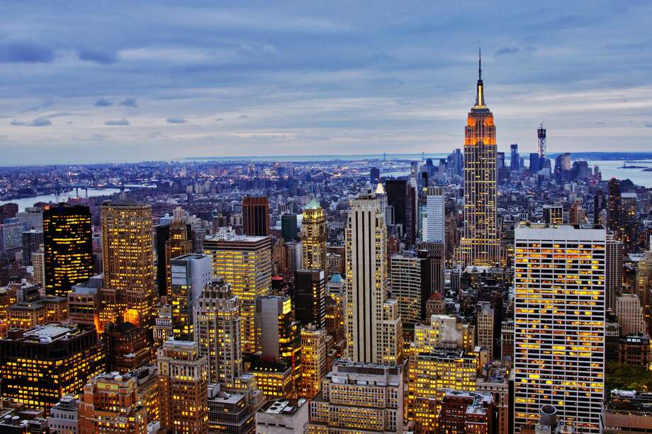 """Here's a look at the other 9 cities in the top 10. All of the tracks for each city are virtually the same as all of the other cities, with the orders changed up a bit. The top track for New York City is """"Mirrors"""" by Justin Timberlake.  Photo: Afton Almaraz, Getty"""