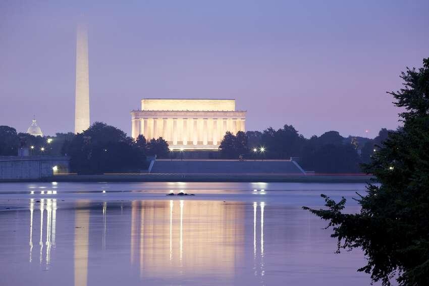 17. Washington, D.C. Average salary, software applications developer: $114,130 Income left over after living expenses and taxes, software applications developer: $30,887