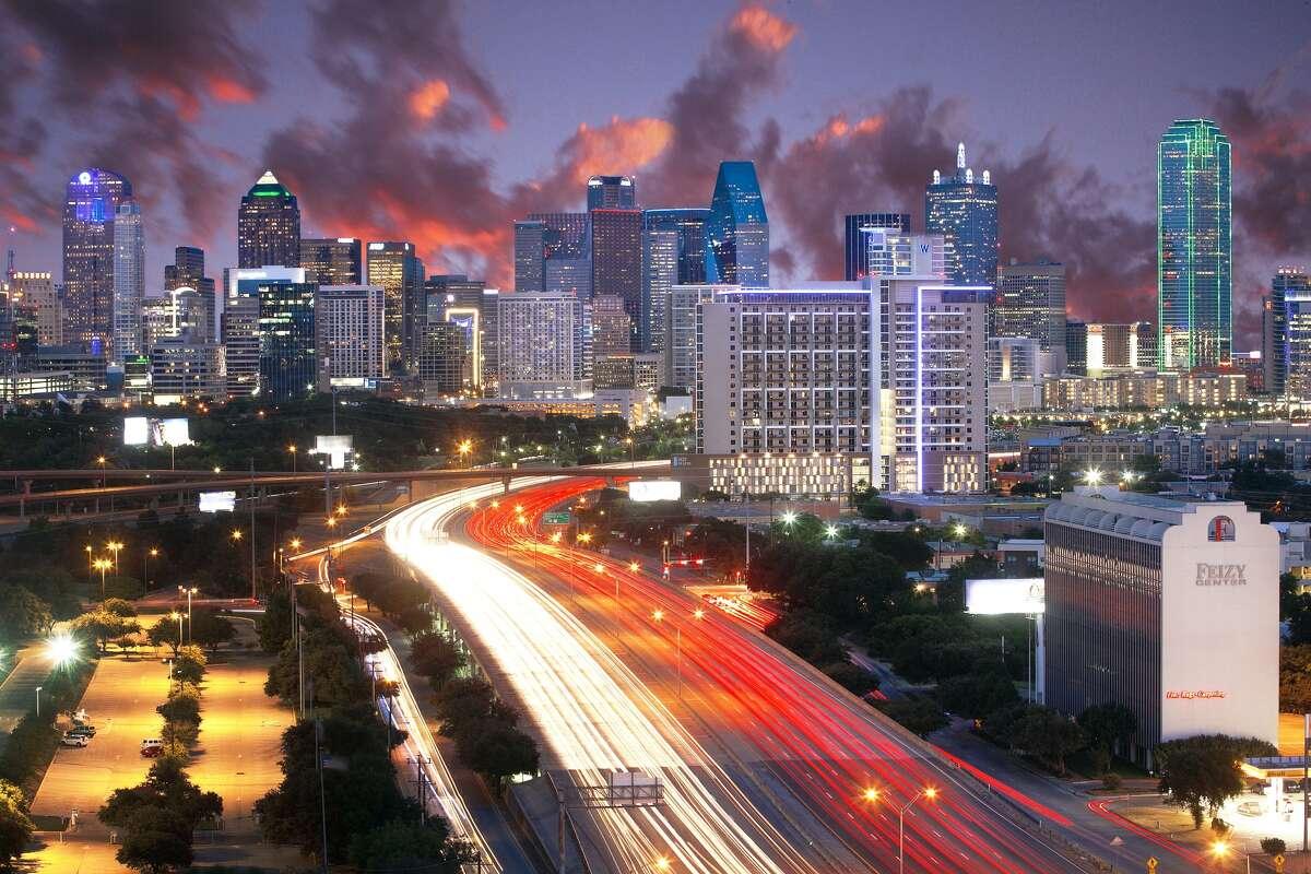 3. Dallas-Fort Worth, TX Heat index: 92.4