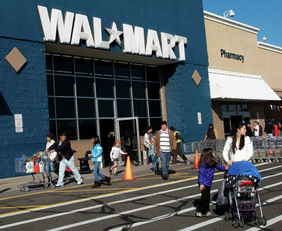 Yes, it's ridiculous. And people would hate it. But sometimes Walmart is necessary. And sometimes it is necessary at 10:30 a.m. on a Wednesday. Photo: DON EMMERT, Multiple / 2012 AFP
