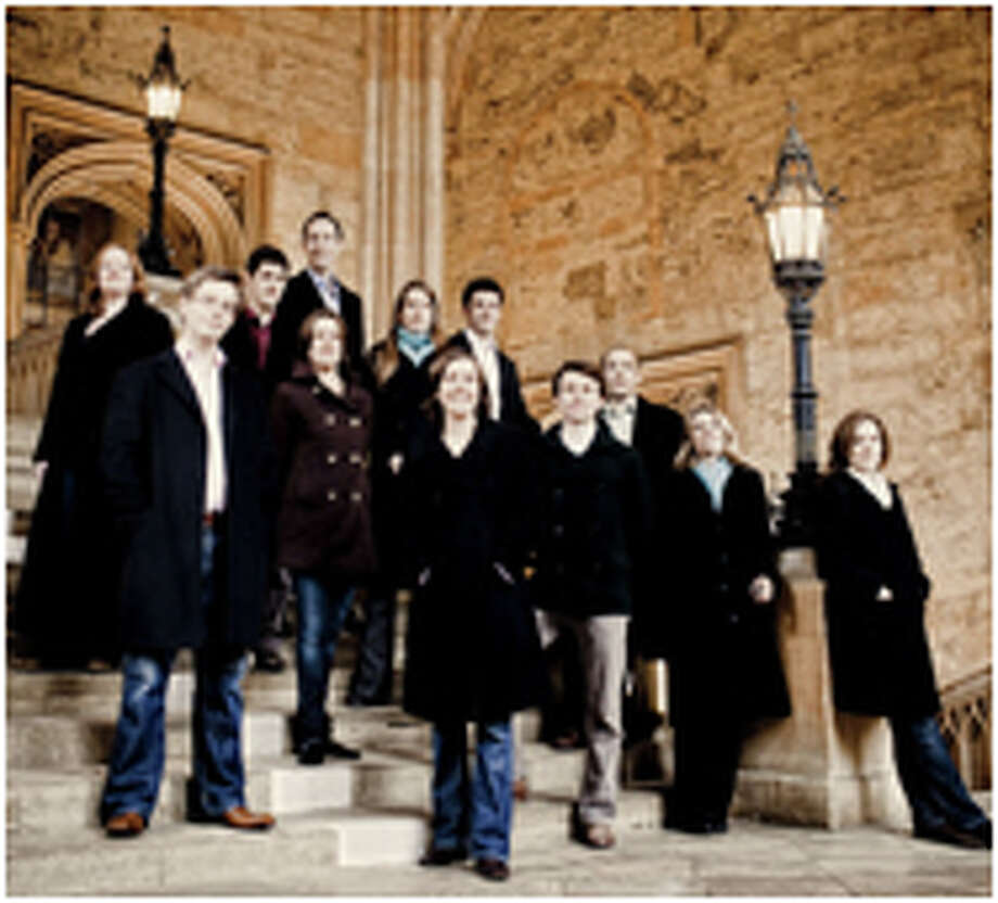 Catch a performance by Stile Antico, an early music ensemble Sunday at Christ & Holy Trinity Church. Photo: Contributed Photo / Westport News