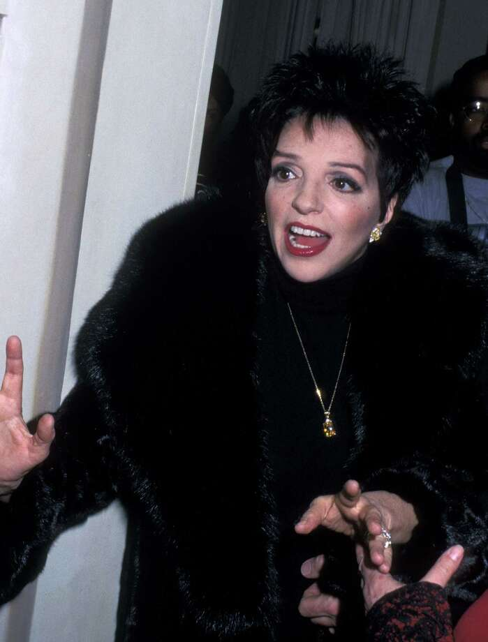 Liza Minnelli, aka Lucille Austero, pictured in 2002. Photo: Ron Galella, Getty Images / 2002 Ron Galella