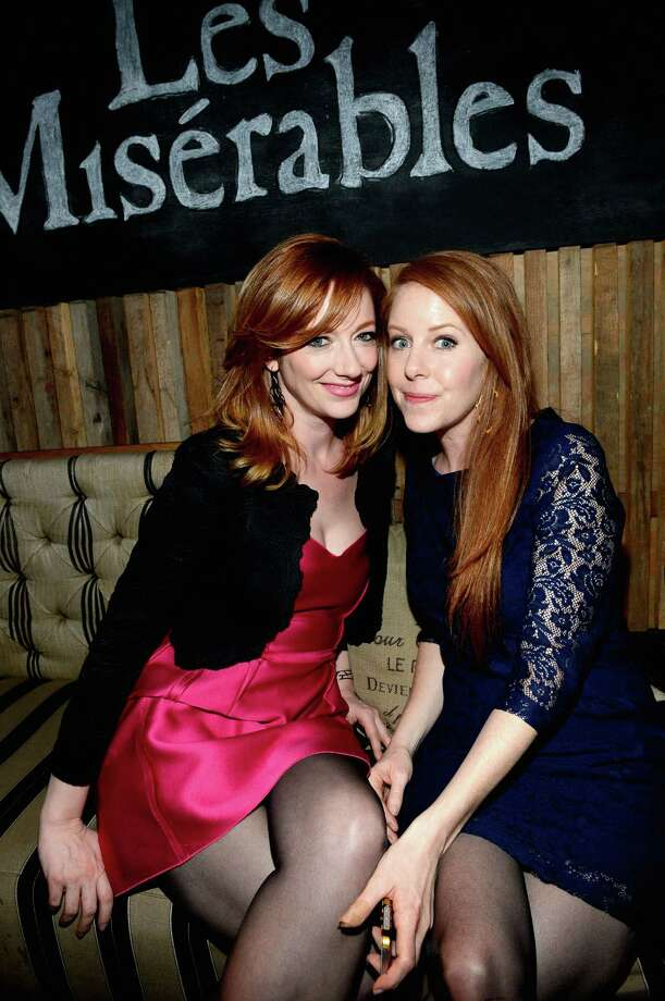 Judy Greer, left, pictured in 2013. Photo: Michael Buckner, Getty Images / 2013 Getty Images