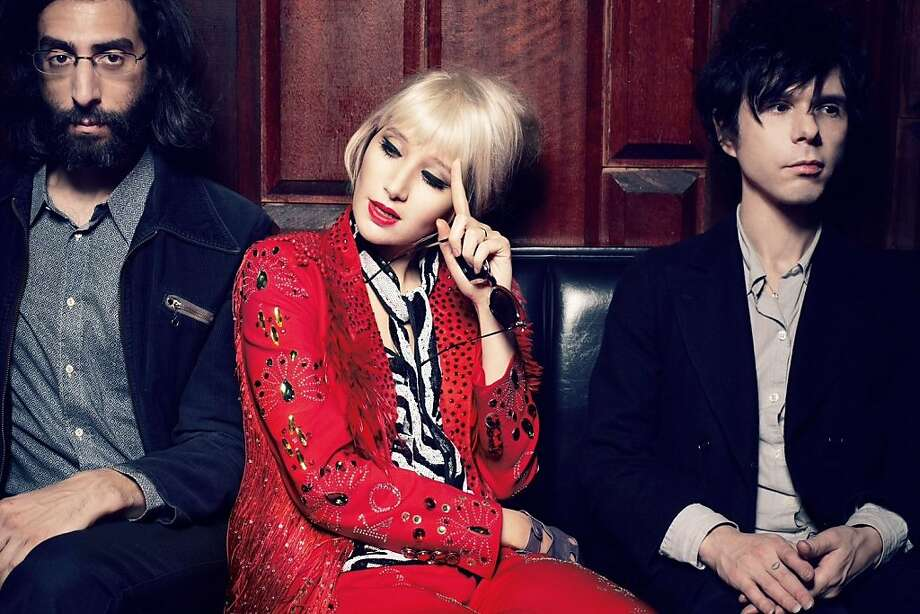 Yeah Yeah Yeahs. Photo: Interscope