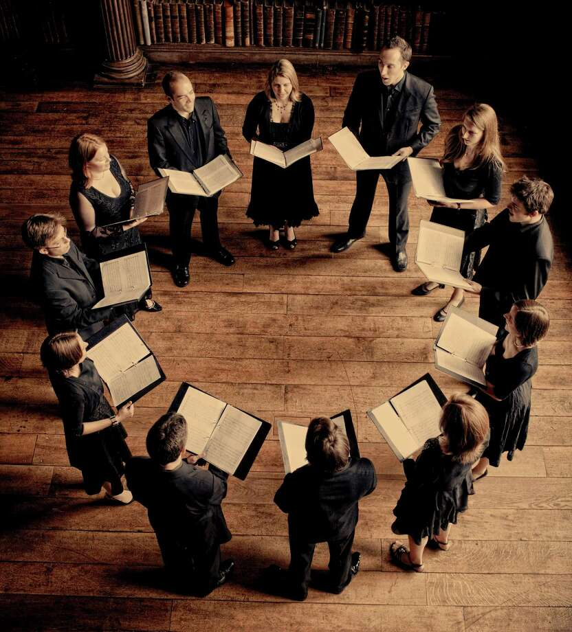 Christ & Holy Trinity's 2012-13 Music & Arts season will present a performance by Stile Antico, an early music ensemble of young British singers, on Sunday, April 7. Photo: Contributed Photo / www.marcoborggreve.com all rights reserved.