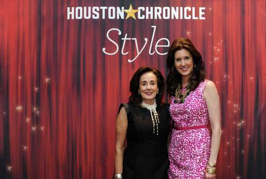 Betty Tutor and Phoebe Tudor pose at the Houston Chronicle\'s 31st annual Best Dressed luncheon, at the Westin Galleria Hotel, Houston, Texas on the 3rd April 2013. Photo: Spike Johnson, For The Chronicle / Spike Johnson